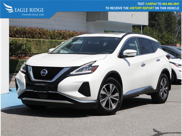 2019 Nissan Murano SV (Stk: 190793) in Coquitlam - Image 1 of 21