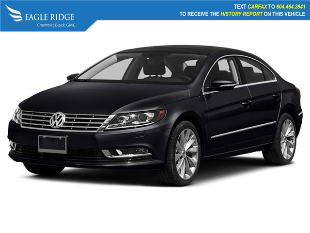 2015 Volkswagen CC Highline (Stk: 158309) in Coquitlam - Image 1 of 10