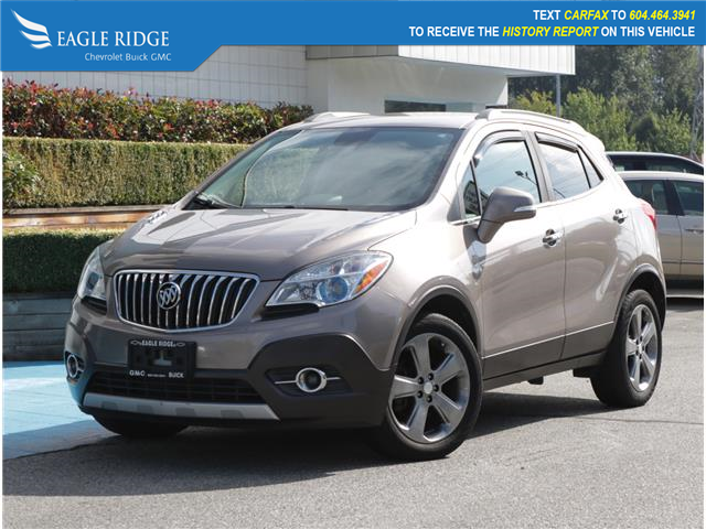 2014 Buick Encore Convenience (Stk: 146601) in Coquitlam - Image 1 of 19