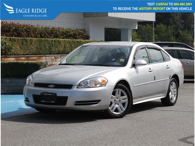 2011 Chevrolet Impala LT (Stk: 110558) in Coquitlam - Image 1 of 19