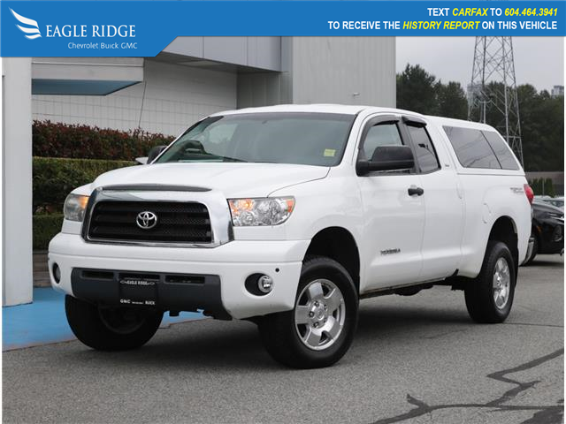 2007 Toyota Tundra SR5 5.7L V8 (Stk: 070745) in Coquitlam - Image 1 of 19
