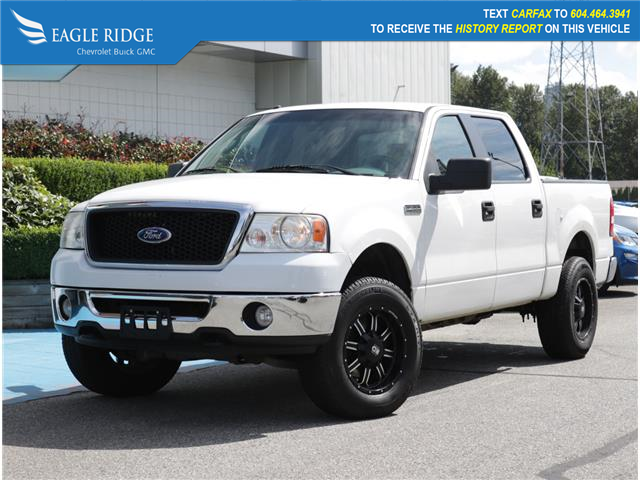 2008 Ford F-150 XLT (Stk: 080656) in Coquitlam - Image 1 of 17