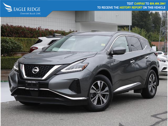 2019 Nissan Murano SV (Stk: 190767) in Coquitlam - Image 1 of 22