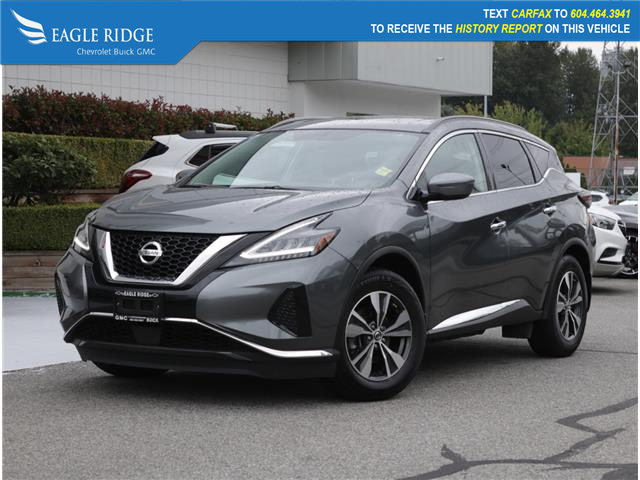 2019 Nissan Murano SV (Stk: 190746) in Coquitlam - Image 1 of 22