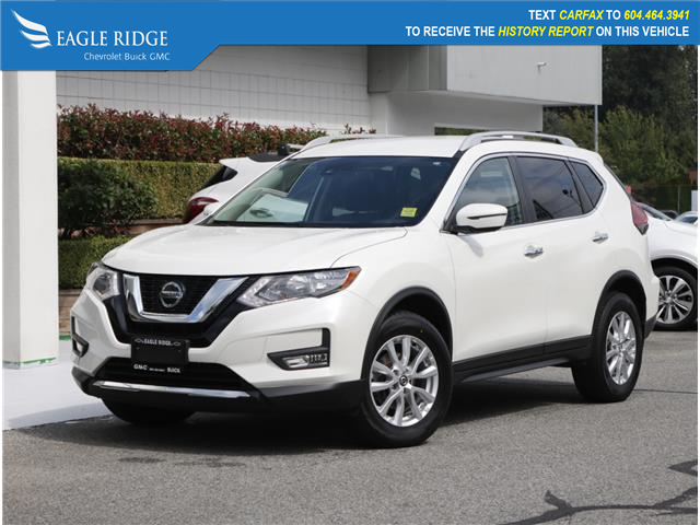 2019 Nissan Rogue SV (Stk: 190799) in Coquitlam - Image 1 of 21
