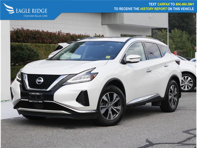 2019 Nissan Murano SV (Stk: 190758) in Coquitlam - Image 1 of 22