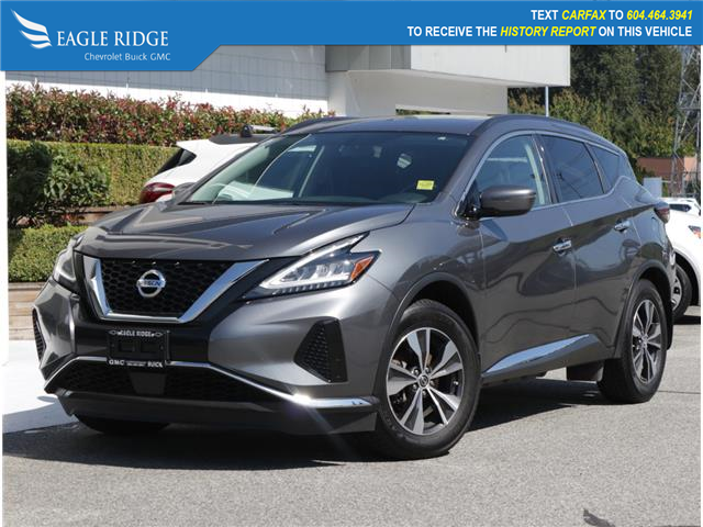 2019 Nissan Murano SV (Stk: 190768) in Coquitlam - Image 1 of 23