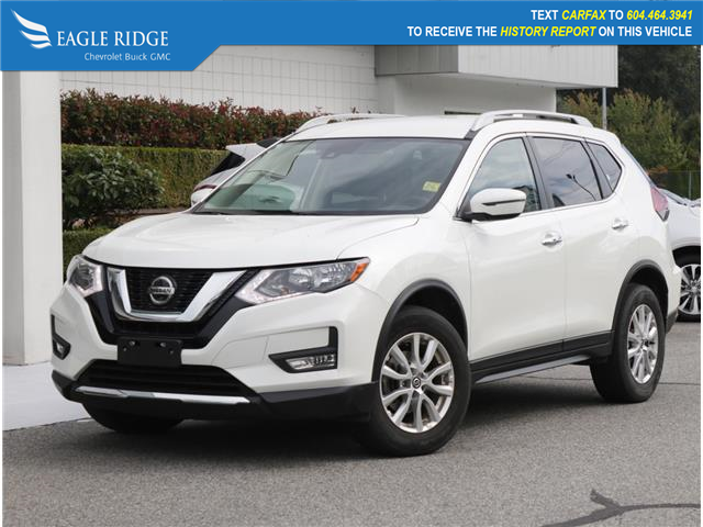 2019 Nissan Rogue SV (Stk: 190772) in Coquitlam - Image 1 of 21