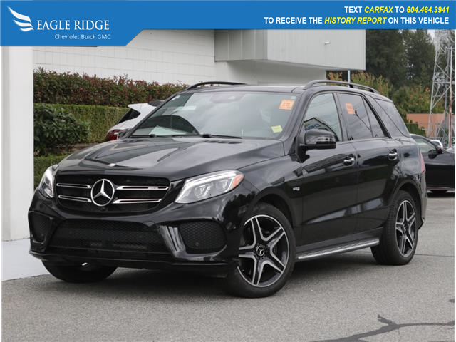 2017 Mercedes-Benz AMG GLE 43 Base (Stk: 170920) in Coquitlam - Image 1 of 22