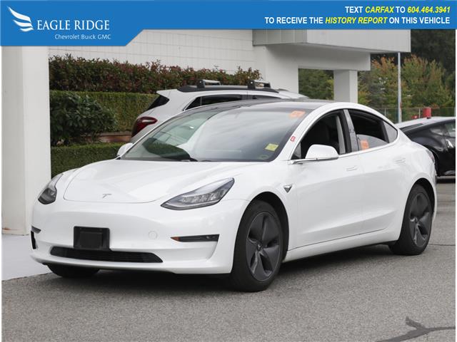 2019 Tesla Model 3 Standard Range Plus (Stk: 190924) in Coquitlam - Image 1 of 8