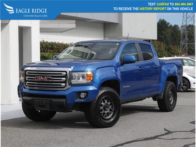 2018 GMC Canyon SLE (Stk: 180953) in Coquitlam - Image 1 of 19