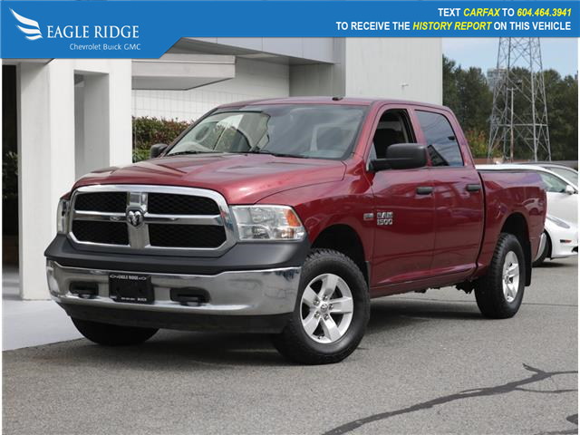 2015 RAM 1500 ST (Stk: 151205) in Coquitlam - Image 1 of 17