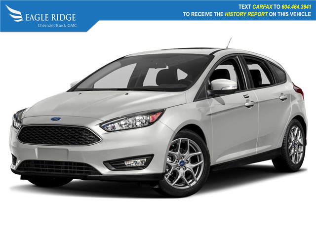 2017 Ford Focus SE (Stk: 170005) in Coquitlam - Image 1 of 9