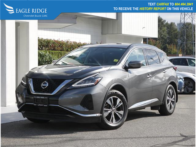 2019 Nissan Murano SV (Stk: 190795) in Coquitlam - Image 1 of 22