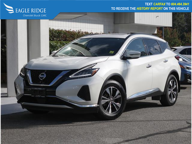 2019 Nissan Murano SV (Stk: 190806) in Coquitlam - Image 1 of 22