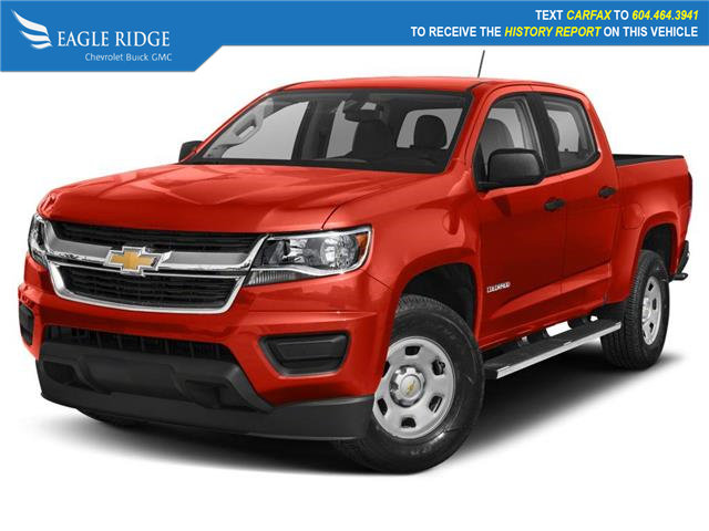 2019 Chevrolet Colorado LT (Stk: 195804) in Coquitlam - Image 1 of 9