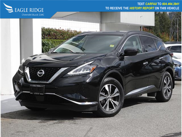 2019 Nissan Murano SV (Stk: 190766) in Coquitlam - Image 1 of 22