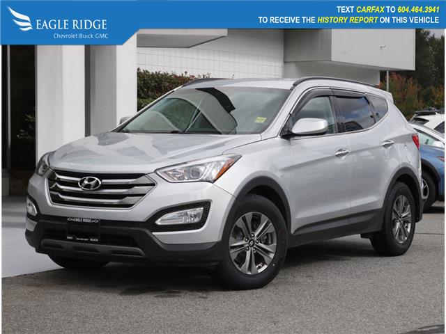 2016 Hyundai Santa Fe Sport 2.4 Luxury (Stk: 160878) in Coquitlam - Image 1 of 20