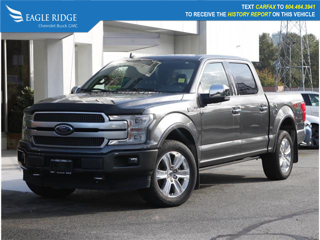 2019 Ford F-150 Platinum (Stk: 190873) in Coquitlam - Image 1 of 23