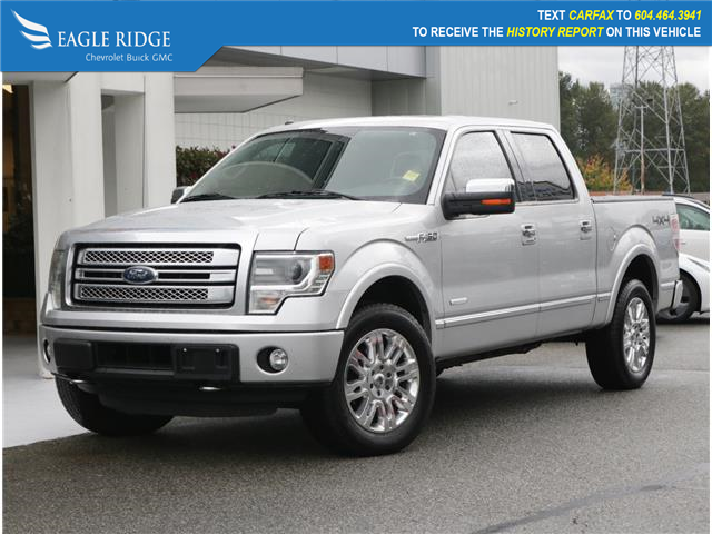 2014 Ford F-150 Platinum (Stk: 140502) in Coquitlam - Image 1 of 20