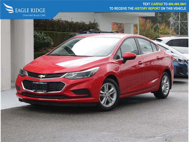 2017 Chevrolet Cruze LT Auto (Stk: 170003) in Coquitlam - Image 1 of 20