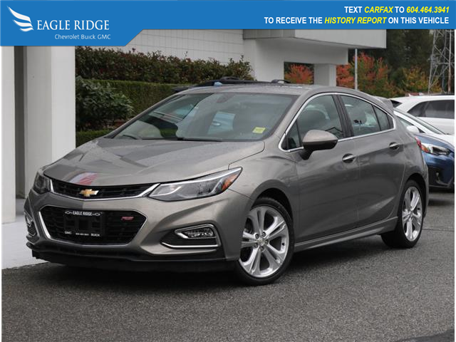 2017 Chevrolet Cruze Hatch Premier Auto (Stk: 170962) in Coquitlam - Image 1 of 22