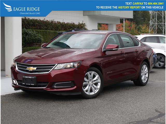 2017 Chevrolet Impala 1LT (Stk: 170932) in Coquitlam - Image 1 of 21