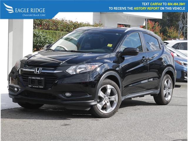 2017 Honda HR-V EX-L (Stk: 170951) in Coquitlam - Image 1 of 21