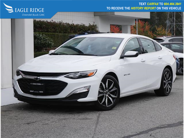 2021 Chevrolet Malibu RS (Stk: 210955) in Coquitlam - Image 1 of 20