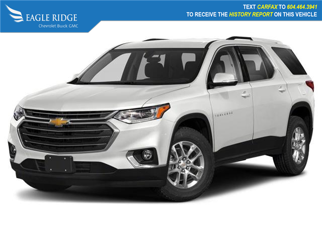 2020 Chevrolet Traverse RS (Stk: 200981) in Coquitlam - Image 1 of 9