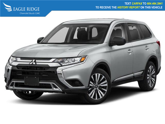 2020 Mitsubishi Outlander  (Stk: 200983) in Coquitlam - Image 1 of 9