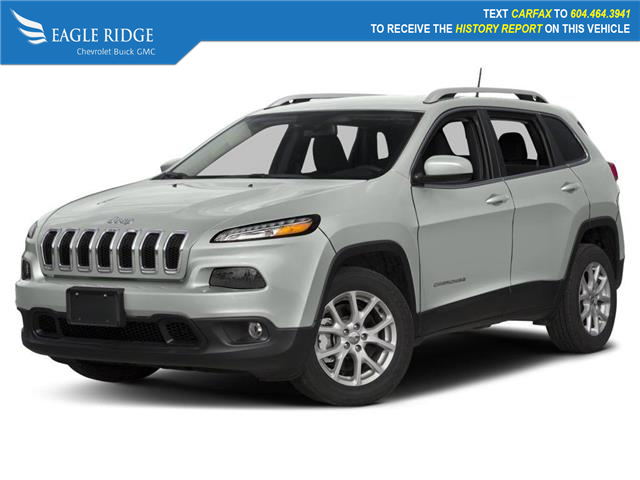 2016 Jeep Cherokee North (Stk: 160637) in Coquitlam - Image 1 of 9
