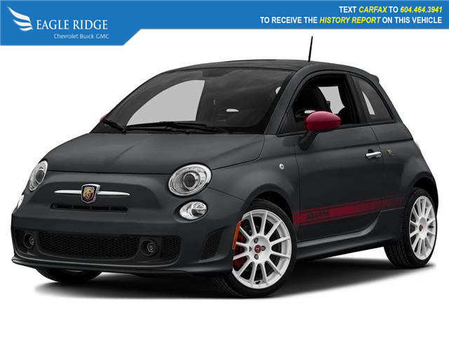 2015 Fiat 500 Abarth (Stk: 150985) in Coquitlam - Image 1 of 9