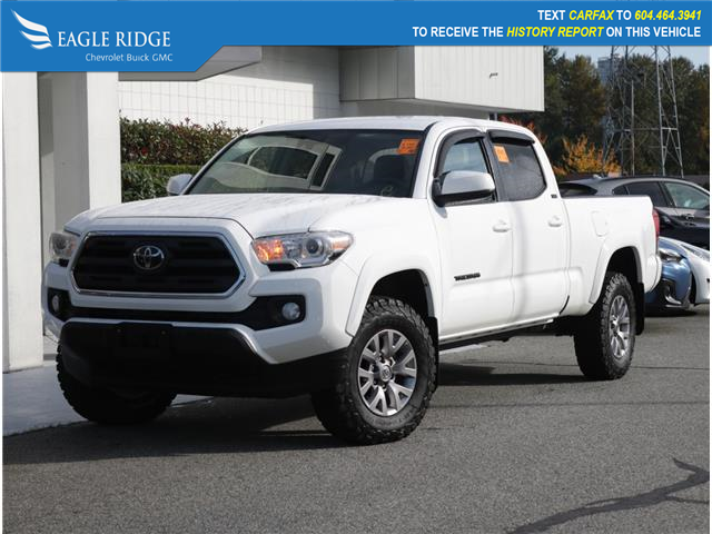 2019 Toyota Tacoma SR5 V6 (Stk: 190973) in Coquitlam - Image 1 of 18