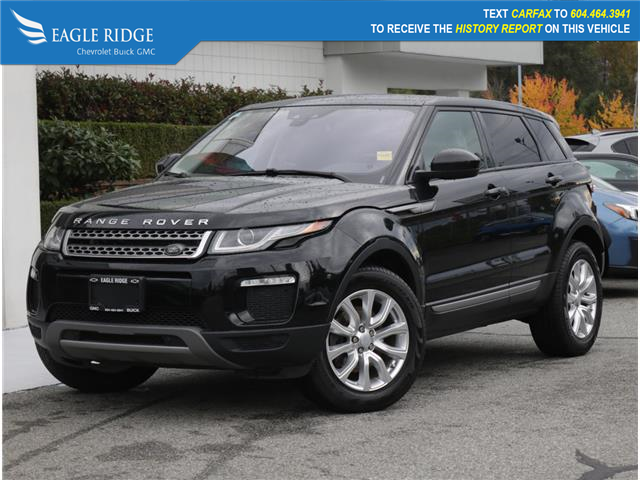 2018 Land Rover Range Rover Evoque SE (Stk: 180923) in Coquitlam - Image 1 of 21