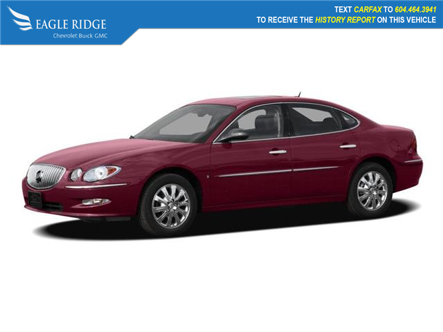 2008 Buick Allure CX (Stk: 080279) in Coquitlam - Image 1 of 2