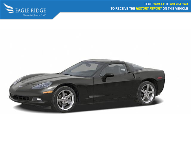 Used 2006 Chevrolet Corvette Base  - Coquitlam - Eagle Ridge Chevrolet Buick GMC