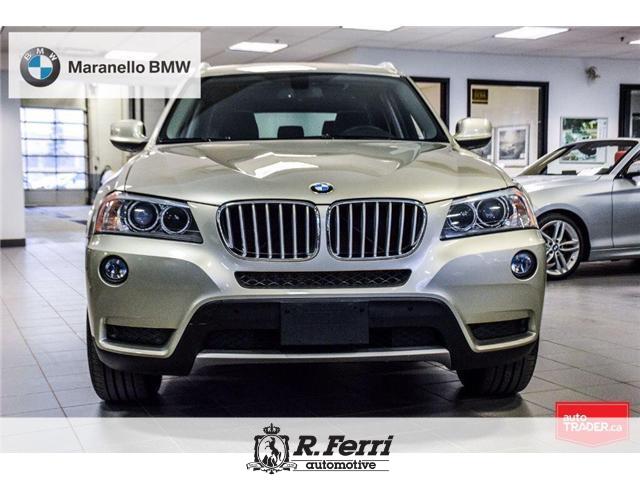 2014 BMW X3 xDrive28i (Stk: 26603A) in Woodbridge - Image 2 of 28