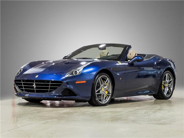 2017 Ferrari California T (Stk: RF235) in Vaughan - Image 1 of 27