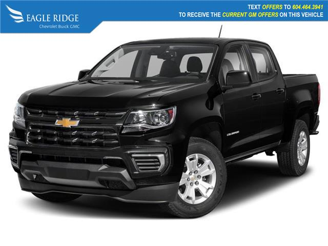 2021 Chevrolet Colorado ZR2 (Stk: 18143A) in Coquitlam - Image 1 of 11