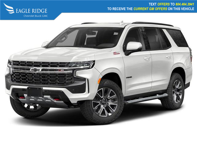 2021 Chevrolet Tahoe Z71 (Stk: 17618A) in Coquitlam - Image 1 of 11