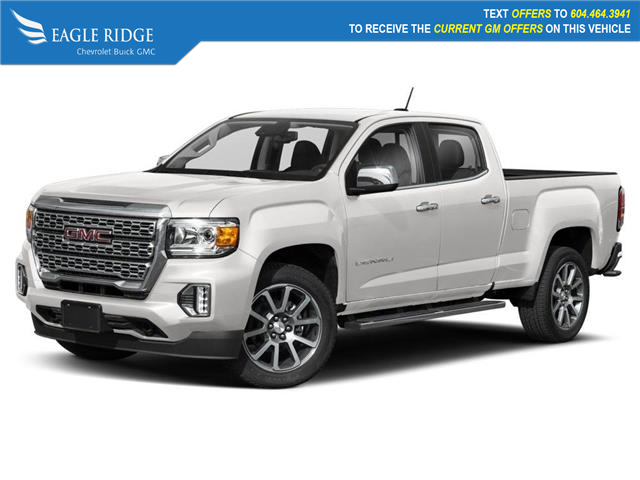 2021 GMC Canyon Denali (Stk: 18039A) in Coquitlam - Image 1 of 11