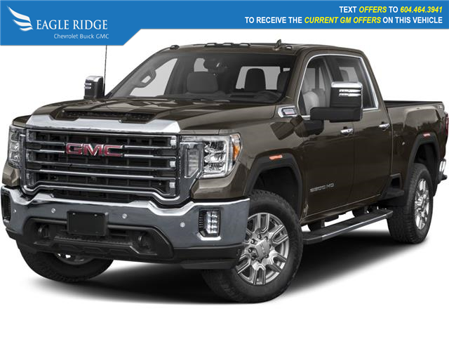 2021 GMC Sierra 3500HD AT4 (Stk: 18920A) in Coquitlam - Image 1 of 3