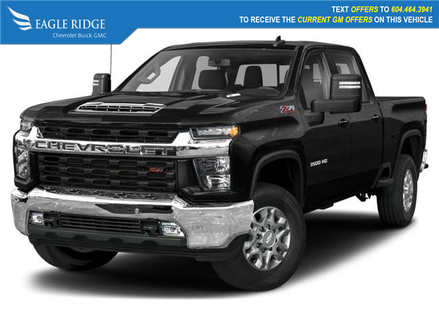 2021 Chevrolet Silverado 3500HD High Country (Stk: 19915A) in Coquitlam - Image 1 of 11