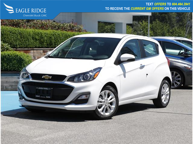 2021 Chevrolet Spark 2LT CVT (Stk: 13401A) in Coquitlam - Image 1 of 20