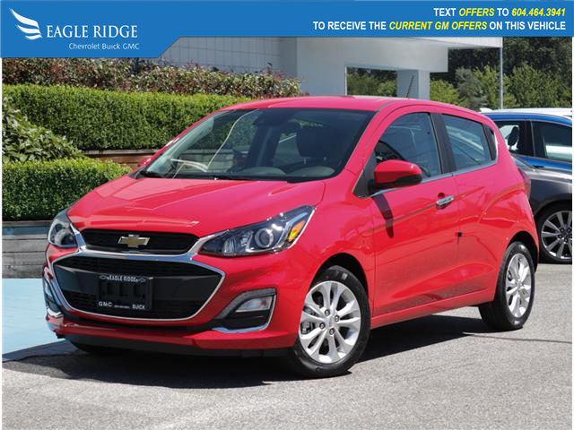 2021 Chevrolet Spark 2LT CVT (Stk: 13402A) in Coquitlam - Image 1 of 20