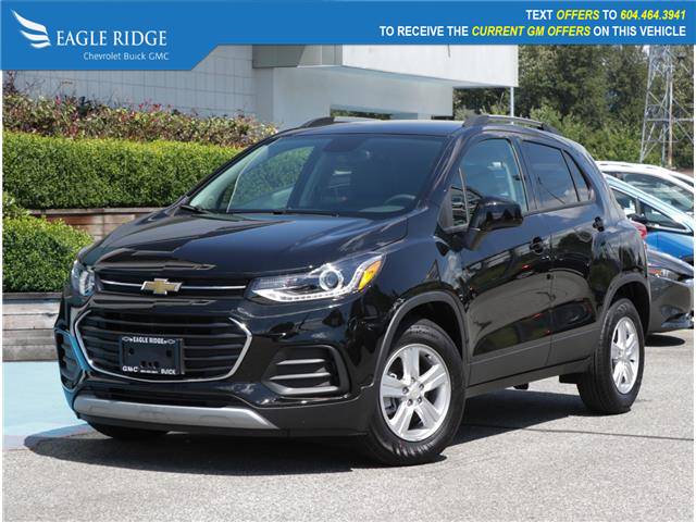 2021 Chevrolet Trax LT (Stk: 15402A) in Coquitlam - Image 1 of 20