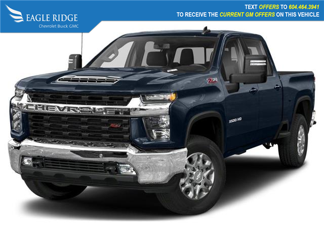 2021 Chevrolet Silverado 3500HD High Country (Stk: 19920A) in Coquitlam - Image 1 of 11