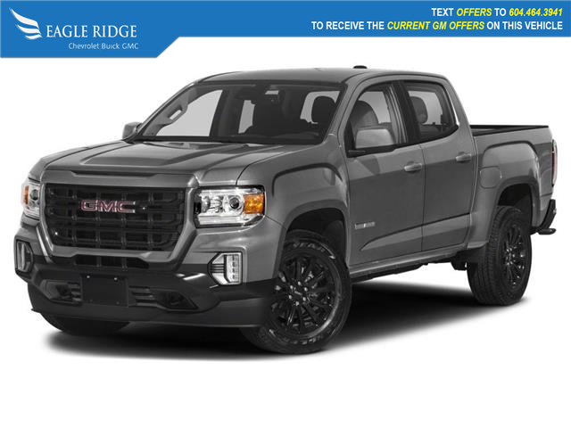 2021 GMC Canyon Elevation (Stk: 18041A) in Coquitlam - Image 1 of 11