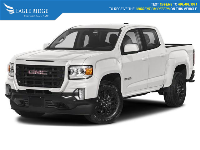 2021 GMC Canyon Elevation (Stk: 18043A) in Coquitlam - Image 1 of 10